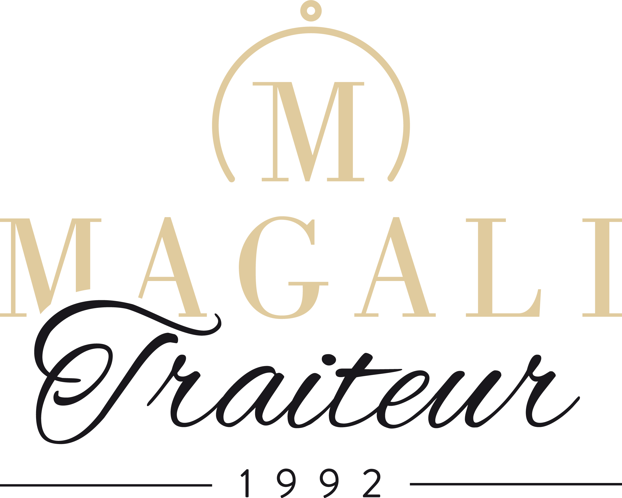 Logo Magali traiteur RVB